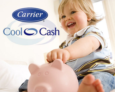 Carrier Cool Cash Rebates and Financing