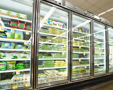 Call Nunning for all Your Commercial Refrigeration Services