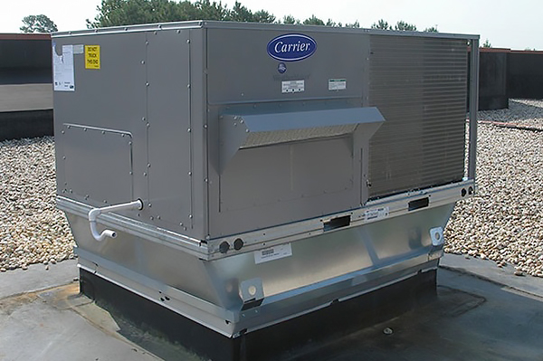 Carrier-Roof-Top-Unit - Nunning Heating, Air Conditioning